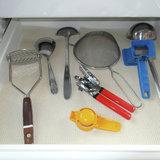 keukenmat kastjes