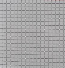 Antislip douchemat grijs 55x55 cm