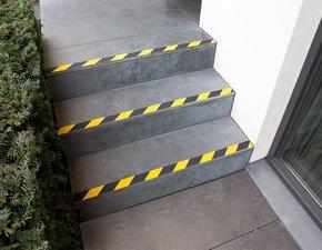 Antislip tape voor trappen & vloeren buiten (zwart-geel)