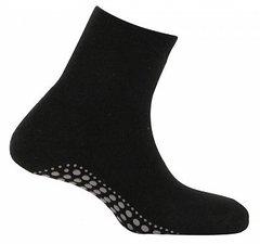 Antislip sokken huissokken zwart