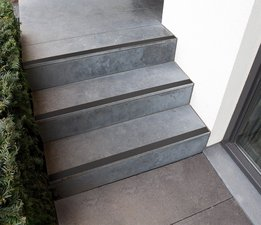 Antislip tape voor trappen & vloeren buiten (zwart)