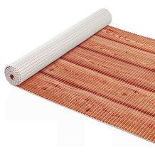 Antislipmat houten planken bruin