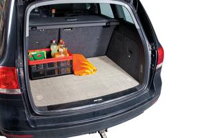 Antislipmat kofferbak 160 cm breed