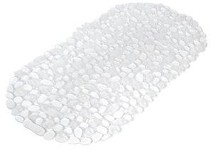 Antislip badmat transparant 69x36cm