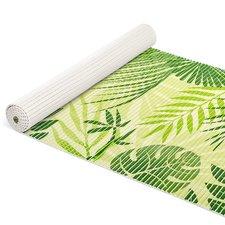 Antislipmat palmbladeren tropen