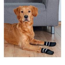Hondensokken antislip maat L (2 stuks)