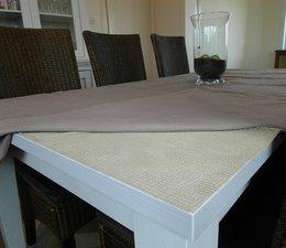 Antislip tafelkleed 160 cm breed