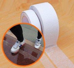 Antislip tape voor trappen & vloeren buiten (transparant)