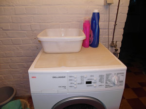 Antislipmat wasmachine 120 cm breed