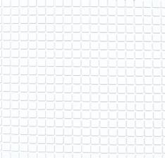 Antislip douchemat wit 55x55 cm