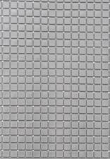 Antislip badmat grijs 69x39 cm