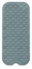 Antislip badmat Formosa antraciet 40x90 cm