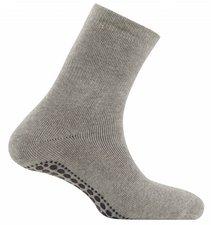 Antislip sokken huissokken grijs