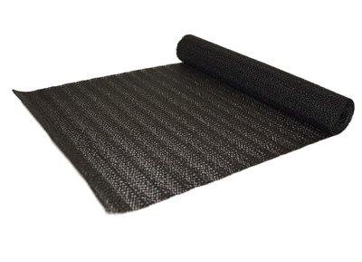 Antislipmat zwart 30x150 cm