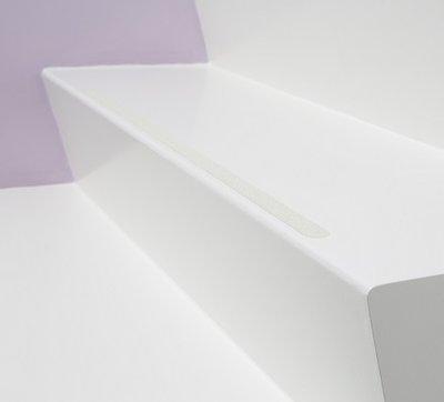 Antislip trap zelfklevende strips (15st.) wit