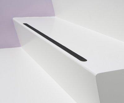 Antislip trap zelfklevende strips (15st.) zwart