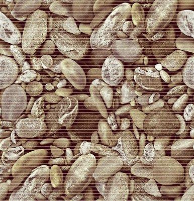 Antislipmat stenen sepia