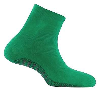 Antislip sokken huissokken groen