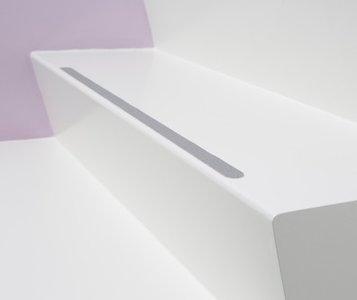 Antislip trap zelfklevende strips (15st.) grijs