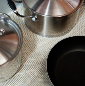 antislip keukenlade