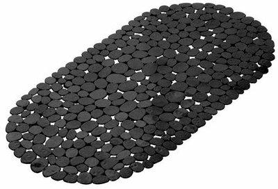 antislip badmat zwart