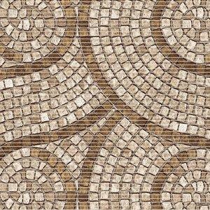 antislipmat mozaiek steentje beige tinten