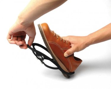 antislip schoenijzers